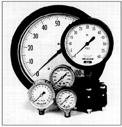 Pressure Gauges In Oil & Gas Production - Greasebook