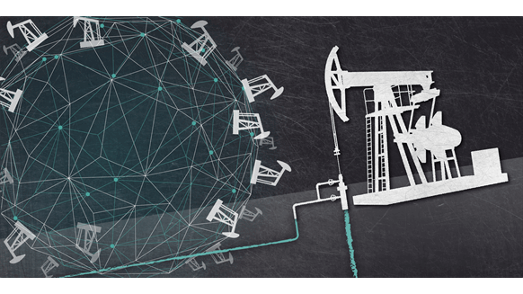 digital oilfield, big data