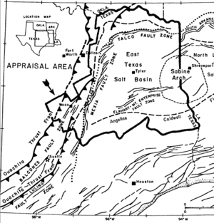 1919 Map of Texas Oil and Gas Fields Pipelines and Refineries